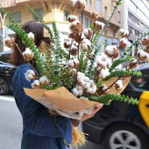 cotton-flower-bouquet