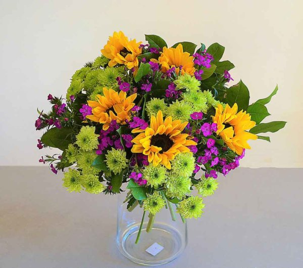 sunflowers-bouquet