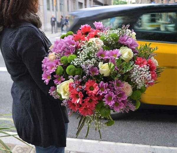 mixed-flowers-arrangement-barcelona