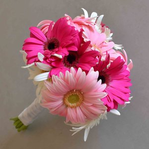 bouquet-girlfriend-gerbera-barcelona-cheap