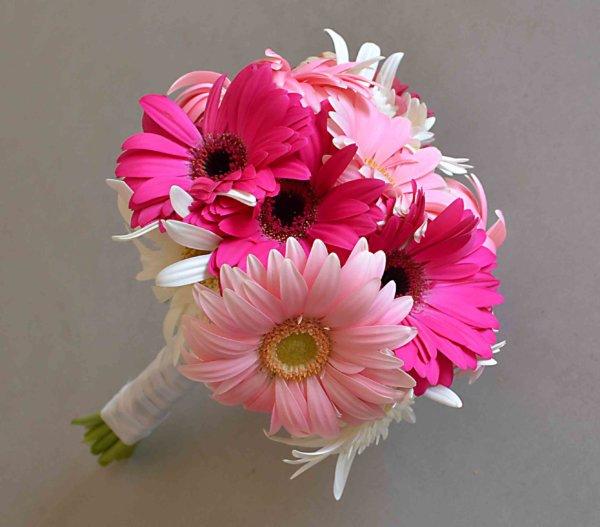 bouquet-girlfriend-gerbera-barcelona-cheap