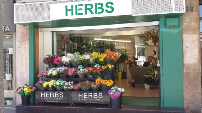 best florists Barcelona
