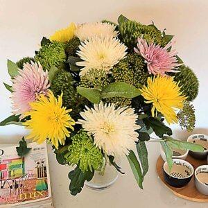 crisantems-bouquet-barcelona