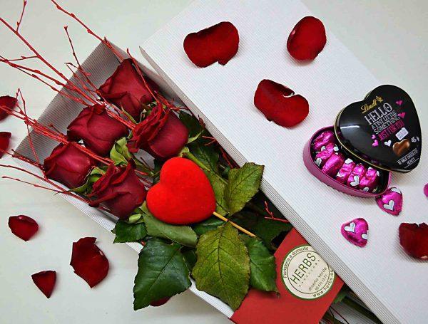 san-valentine-rose-barcelona