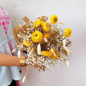 yellow-dry-bouquet