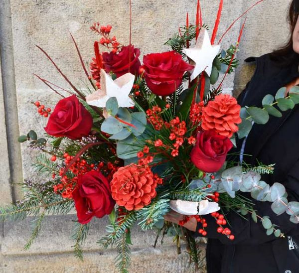 christmas-bouquet-barcelona