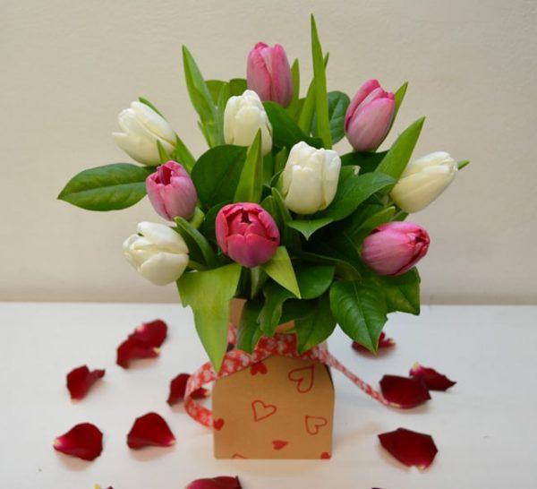 send-tulips-barcelona