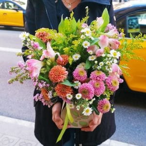box-flower
