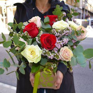 box-roses