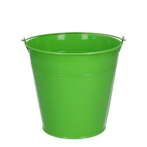 green-metal-pot